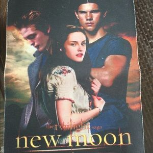New Moon mouse pad